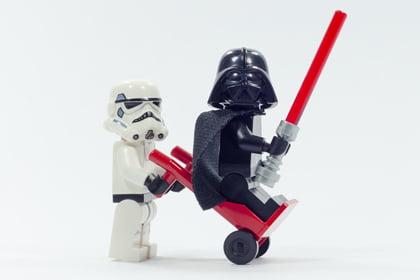 Paralel evrenlerde Star Wars